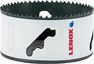 LENOX Tools Bi-Metal Speed Slot Hole Saw with T3 Technology, 4""