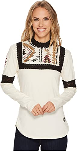 Double D Ranchwear - Desert Flower Tee