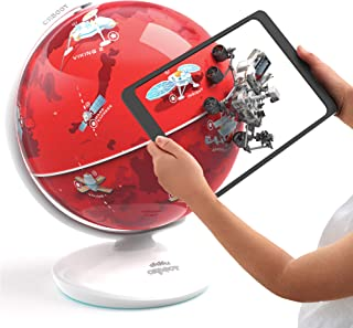 Orboot Mars by PlayShifu (App Based) - Interactive AR Globe for Planet Mars Research, Space Adventure Educational Toy for ...