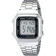 Men's A178WA-1A Illuminator Stainless Steel Watch