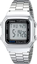 Best stainless steel wrist watch Reviews
