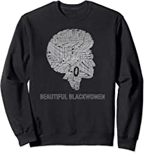 Beautiful African American Women Sweatshirt