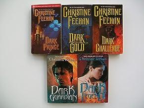 Carpathian Series (Partial Set of 5) Dark Prince, Dark Gold, Dark Challenge, Dark Legend, Dark Guardian