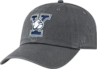Elite Fan Shop NCAA Men's Adjustable Hat Relaxed Fit Charcoal Icon