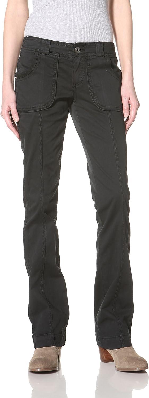 Marrakech Women's Le Souk Clean Boot Leg Cargo Pants