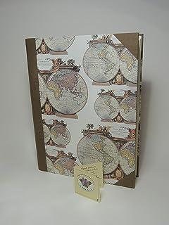Album foto artigianale 23 x 30-30/50 fogli - serie Carte Classiche (A)