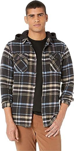Essex Plaid Hooded Flannel