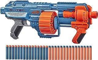Lança Dardos Ner Elite Schockwave RD-15, Tambor Giratório para 15 Dardos - E9531 - Hasbro