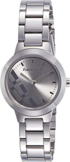 Fastrack Analog Grey Dial Girls Watches NM6150SM01 / NL6150SM01