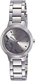 Fastrack Analog Grey Dial Girls Watches -NK6150SM01