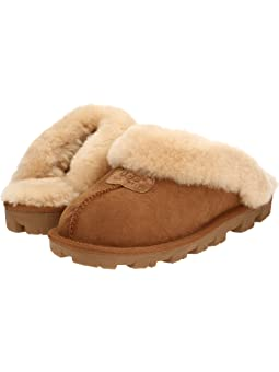 Mens wide width ugg slippers + FREE