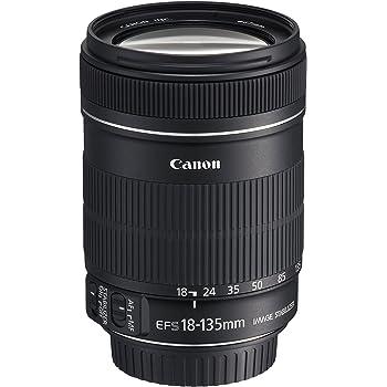 Canon 標準ズームレンズ EF-S18-135mm F3.5-5.6 IS APS-C対応