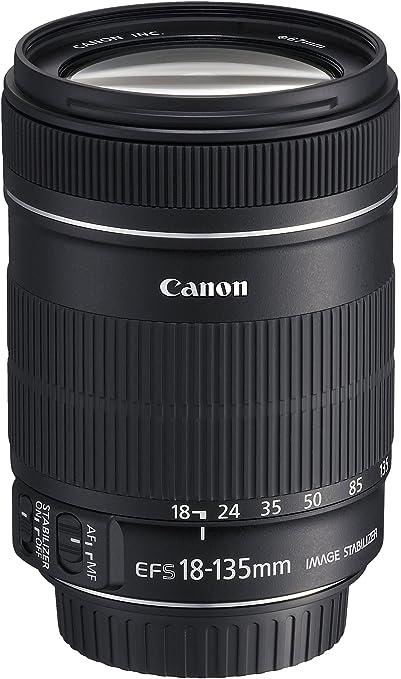 Canon Ef S 18 135mm 1 3 5 5 6 Is Objektiv Kamera