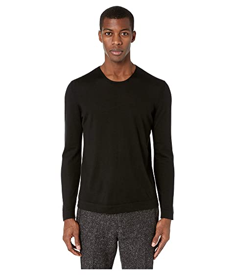 John Varvatos Collection Long Sleeve Summer Cashmere Sweater Y2604V1