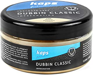 Wax Grease Dubbin Classic – Waterproofs Softens and Preserves Leather – Leaves Pleasant Fragrance – for Shoes Boots Equest...