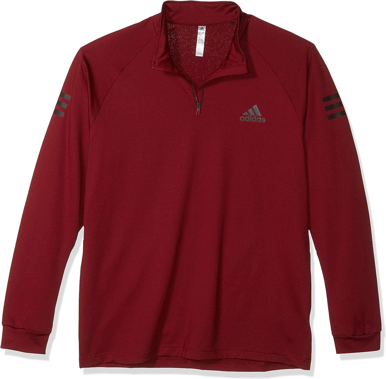 Adidas Herren Club Midlayer Tennis Sweatshirt Kapuzenpul r