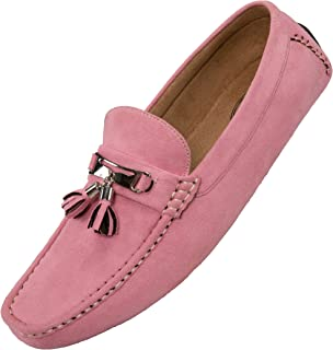 5fe50d869ce Amazon.com  Pink - Loafers   Slip-Ons   Shoes  Clothing