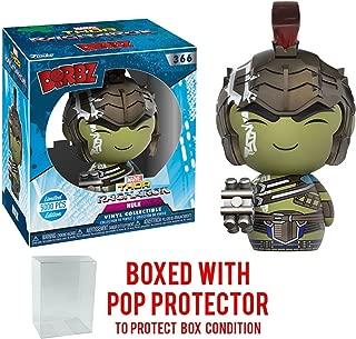 Funko Dorbz Marvel: Thor Ragnarok - Gladiator Hulk Limited Edition Vinyl Figure (Includes Compatible Pop Box Protector Case)