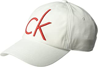 Calvin Klein Jeans Men's Fleece Adjustable Hat