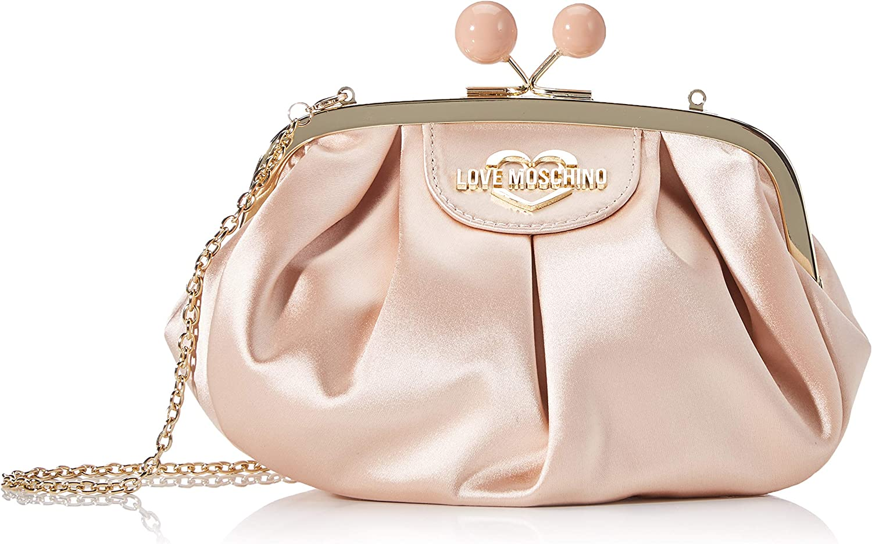 Love Moschino Women's Jc4291pp0a Day Clutch Bag, 13x13x20 Centimeters (W x H x L)