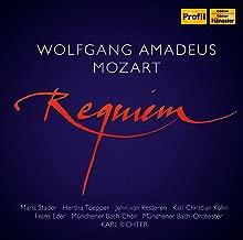 Mozart: Requiem in D Minor, K. 626 (Completed J. Eybler & F. Süssmayr)