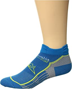Columbia - Trail Running Nilit Breeze Lightweight Low Cut Socks 1-Pack