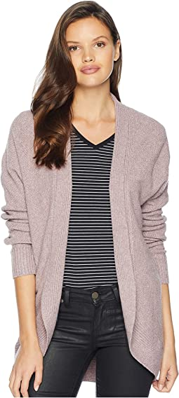 Dolman Long Sleeve Open Caridigan