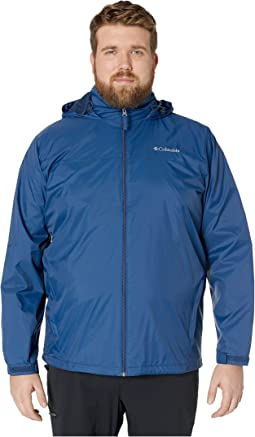 Big & Tall Glennaker Lake Lined Rain Jacket