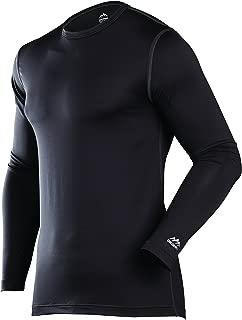 ColdPruf Men's Premium Performance Single Layer Long Sleeve Crew Neck Top
