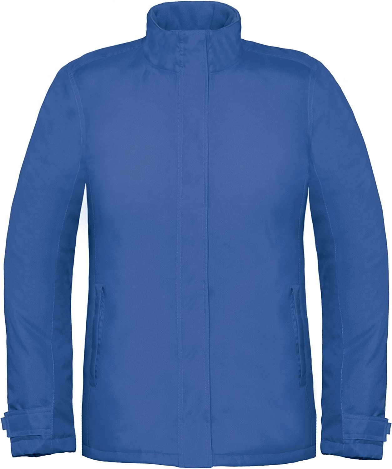 B and C B&C Womens Ladies Premium Real+ Windproof Waterproof ThermoIsolated Jacket