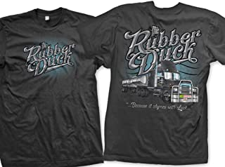 Big Rig Tees 'Rubber Duck' T-Shirt (X-Large)