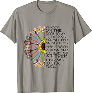 knock on the door to my soul shirt