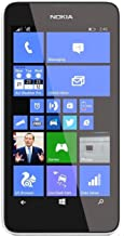 Nokia Lumia 635 8GB Unlocked GSM 4G LTE Windows 8.1 Quad-Core Phone - White