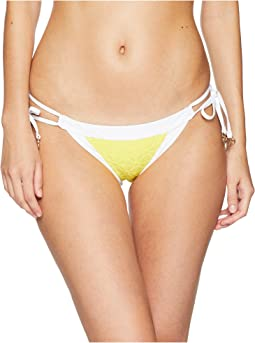 Sunshine Jacquard Tie Side Hipster Bottom