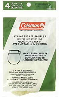 Coleman Tie-Style Mantle, 4-Pack