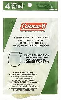 Best coleman dual fuel mantles Reviews