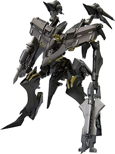 ArmGoldt Core Variable Infinity Series Modellbausatz   Model Kit Figur  Omer Type-Lahire (Gunmetal Version)
