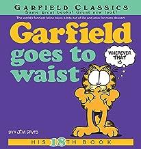 Garfield Goes to Waist: His 18th Book (Garfield Series) (English Edition)