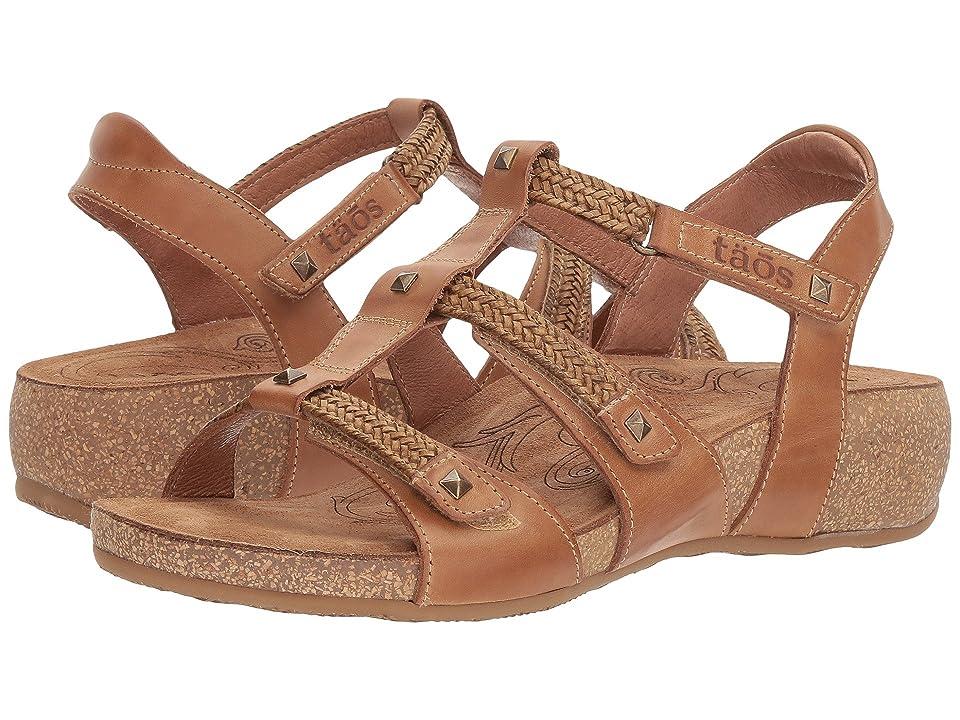 Taos Footwear Eleanor (Camel) Women