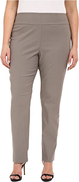 NIC+ZOE Plus Size Wonder Stretch Pant