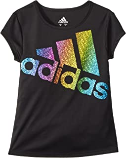 adidas Kids - Short Sleeve Colors Ignite Tee (Toddler/Little Kids)