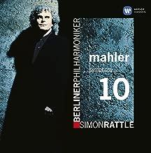 mahler symphony 10