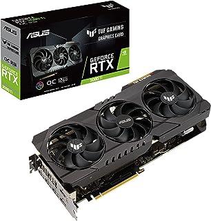 ASUSTek TUF Gaming NVIDIA GeForce RTX 3080 Ti 搭載ビデオカード OC/ PCIe 4.0 / 12GB GDDR6X / HDMI 2.1 / DisplayPort 1.4a /デュアルボールファ...