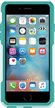OtterBox COMMUTER SERIES iPhone 6/6s Case - Frustration Free Packaging - AQUA SKY (AQUA BLUE/LIGHT TEAL)