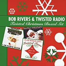 Bob Rivers & Twisted Radio - Twisted Christmas Boxed Set