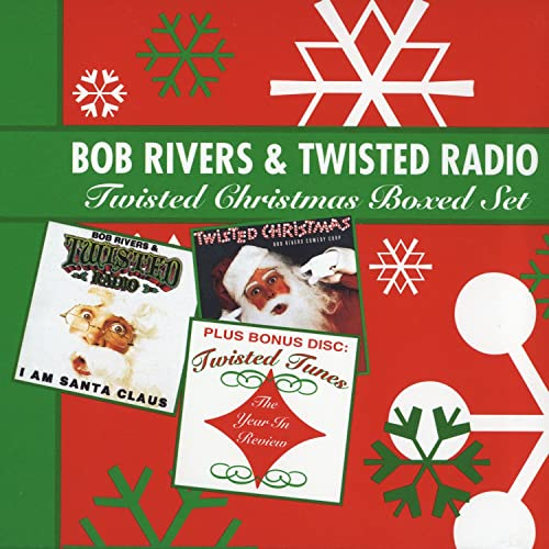 The Twelve Pains Of Christmas.The Twelve Pains Of Christmas By Bob Rivers On Amazon Music
