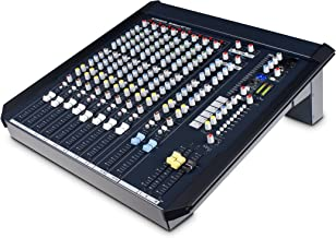 Allen & Heath WZ412:2 MixWizard4 12:2 Desk/Rack Mountable Professional Mixing Console