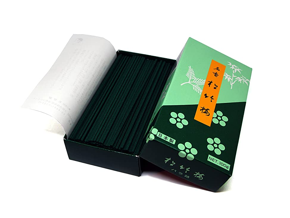 イノセンスお勧め神秘的なKoukando Classical Japanese Incense Sticks Shochikubai?–?Small Pack?–?5インチ280?Sticks?–?日本製