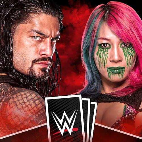 WWE SuperCard - Mehrspieler-Sammel-Kartenspiel