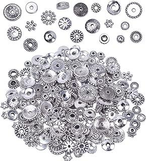 tibetan metal spacer beads